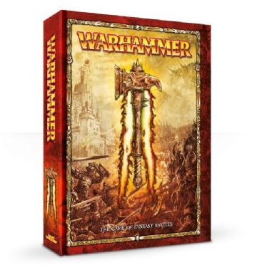 Games Workshop Warhammer Rulebook English 60 04 02 99 031